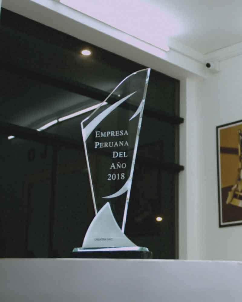 Creatra-Premio